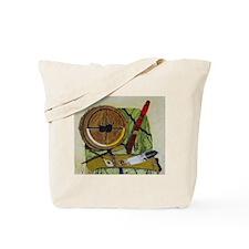 Chanunpa & Drum Tote Bag