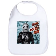 King of the Rocket Men Bib