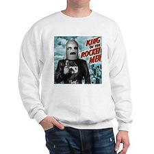 King of the Rocket Men Sweatshirt