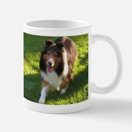 Happy Sheltie Mug