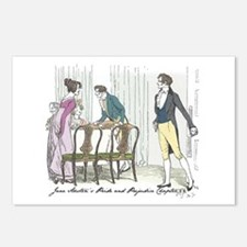Pride and Prejudice Ch 54 Postcards (Package of 8)