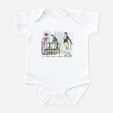 Pride and Prejudice Ch 54 Infant Bodysuit