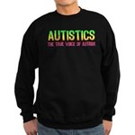 Voice of Autism (Color) Sweatshirt (dark)