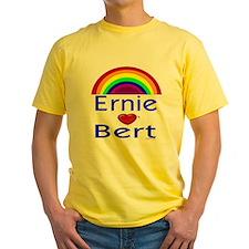 Ernie (hearts) Bert T