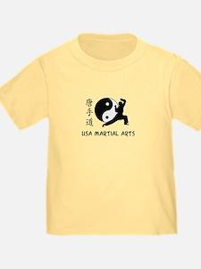 USA Martial Arts T