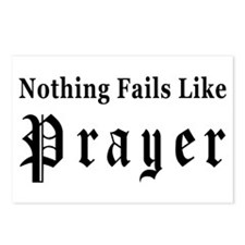 Nothing Fails Like Prayer Postcards (Package of 8)