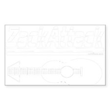 Zack Attack Rectangle Decal