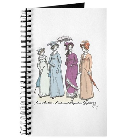 Pride and Prejudice Ch 54a Journal