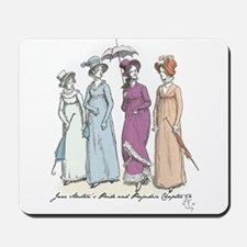 Pride and Prejudice Ch 54a Mousepad
