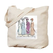 Pride And Prejudice Ch 54a Tote Bag