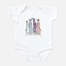 Pride and Prejudice Ch 54a Infant Bodysuit