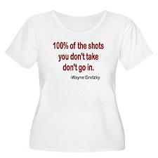 Wayne Gretzky quote T-Shirt