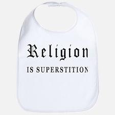 Religion is Superstition Bib