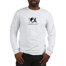 USA Martial Arts Long Sleeve T-Shirt