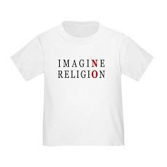 Imagine No Religion T
