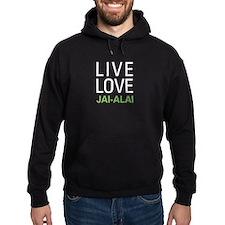 Live Love Jai-Alai Hoodie
