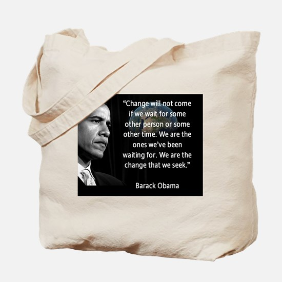 Unique Obama Tote Bag