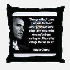 Unique Obama Throw Pillow