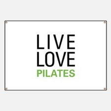 Live Love Pilates Banner