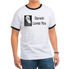 Darwin Loves You T