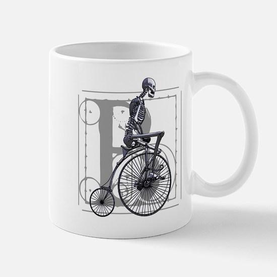 BICYCLE SKELETON Mug