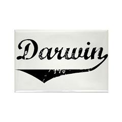 Darwin Rectangle Magnet (100 pack)