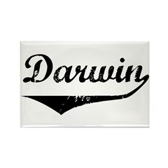 Darwin Rectangle Magnet