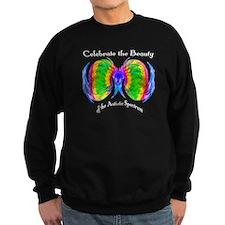 Celebrate Autistic Spectrum Sweatshirt