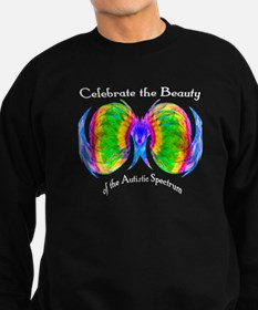Celebrate Autistic Spectrum Sweatshirt