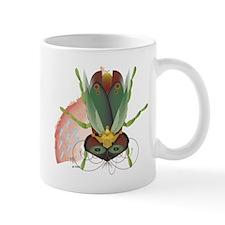 Queen Beetle Nesting Mug