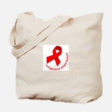 Congestive Heart Failure Tote Bag