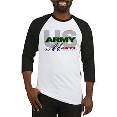 U.S. Army Mom Baseball Jersey