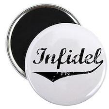 "Infidel 2.25"" Magnet (10 pack)"