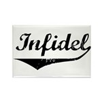 Infidel Rectangle Magnet (100 pack)
