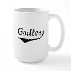 Godless Large Mug
