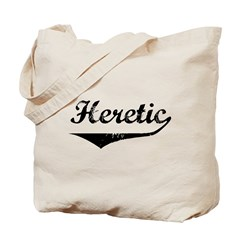 Heretic Tote Bag