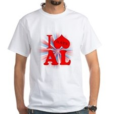 I No Heart Alabama Shirt
