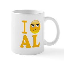 Funny Fuck al Mug
