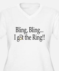 Bling, Bling, I Got The Ring! T-Shirt