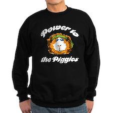 Power to the Piggies Sweatshirt