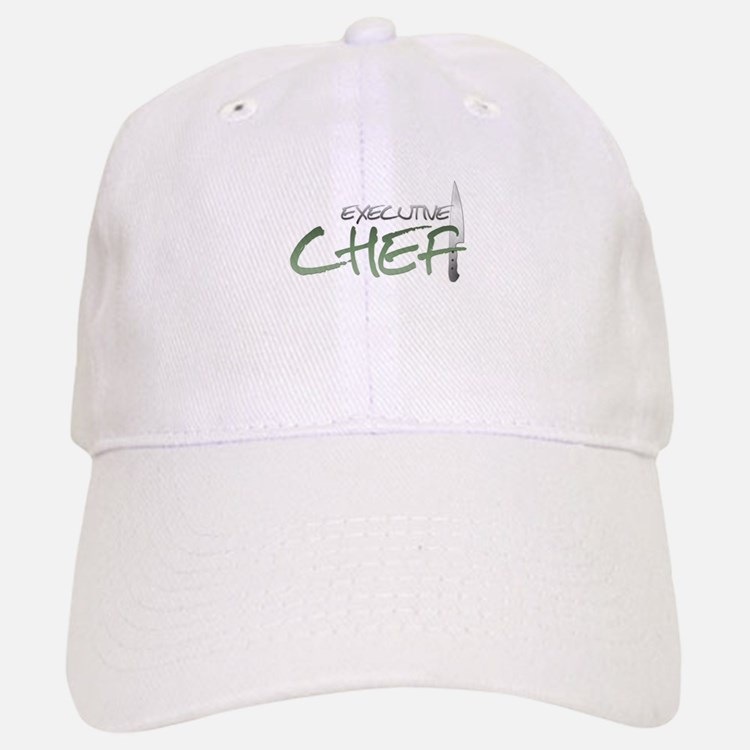 green executive chef baseball cap le works cool vent caps