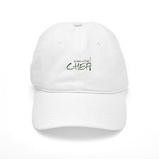Green Executive Chef Baseball Cap