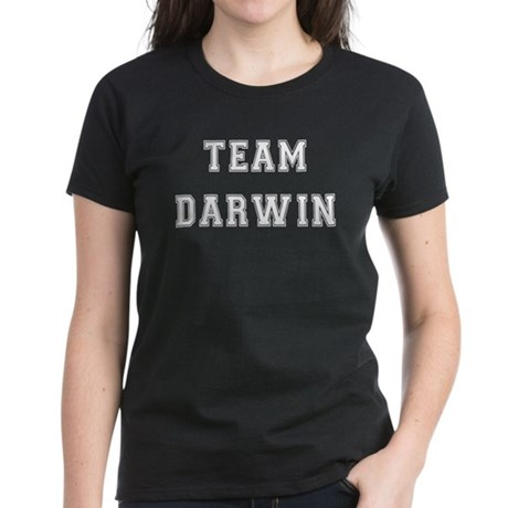 Team Darwin Women's Dark T-Shirt