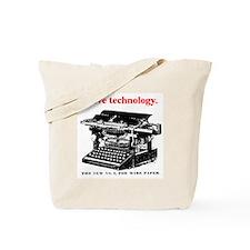 I love technology. Tote Bag