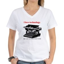 I love technology. Shirt