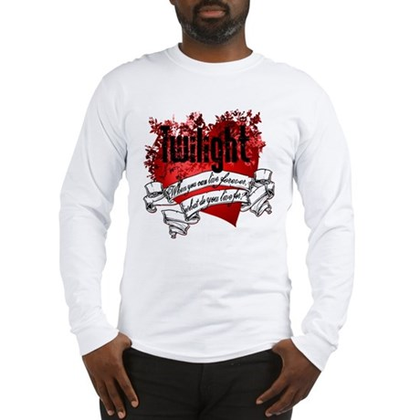 What do you live for? Long Sleeve T-Shirt