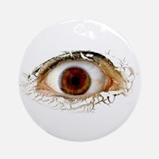 Big Ass Cyclops Eye  Ornament (Round)