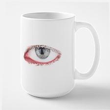 Eyes  Large Mug