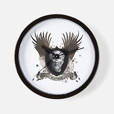 Plotinus Greek Philosopher Wall Clock