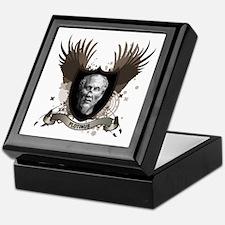 Plotinus Greek Philosopher Keepsake Box